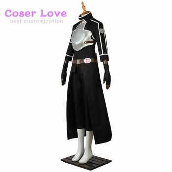 Sword Art Online Kirito Cosplay costume Carnaval Halloween Christmas party Costume