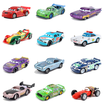 39 Style Disney Pixar Cars 3 Toys For Kids Lightning McQueen High Quality Plastic Cars Toys Cartoon Models Christmas Gifts image