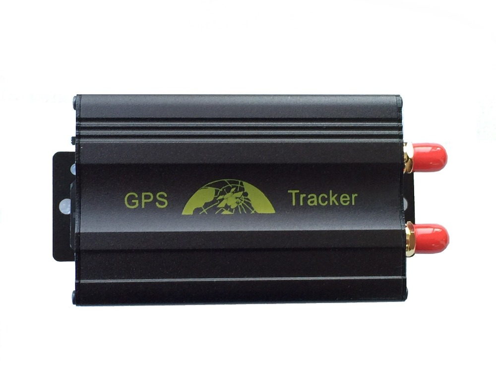 Yuanmingshi автомобиля GPS Real Time Tracker gsm/gprs отслеживания автомобиля GPS трекер + дверь шок Сенсор АКК сигнализации - 4