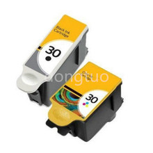 Ink Cartridges for Kodak 30 XL Black & Colour ESP C110 C310 C315 Printer 1st