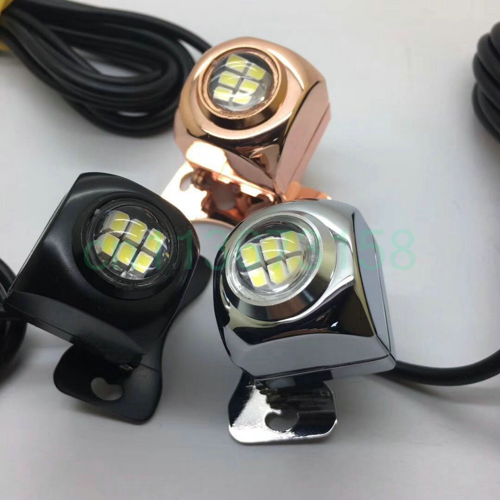 Free Shipping 1pc/lot Universal Super Bright 6smd LED backup light lamp bulbs NEWEST PATENT Auxiliary Reverse Light Enhances 2pcs high quality superb error free 5050 smd 360 degrees led backup reverse light bulbs t20 for hyundai i30