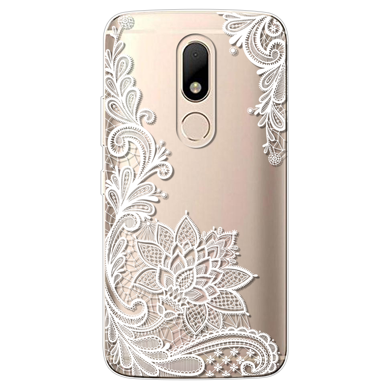 for Motorola Moto C M Z Z2 G3 G4 G5 G5S E4 Plus EU X Style Play Case Silicone Ultra Thin Soft TPU Cases Clear bags Print Cover