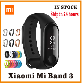Смарт-браслет Xiaomi Mi Band 3, фитнес-трекер с пульсометром