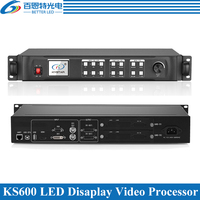 KS600 Support 1920*1200 pixels LED display Video Processor