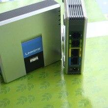 Разблокированный Linksys SPA9000 адаптер телефон для местной АТС с протоколом IP VOIP телефон адаптер системы V2 Поддержка 16 пользователей