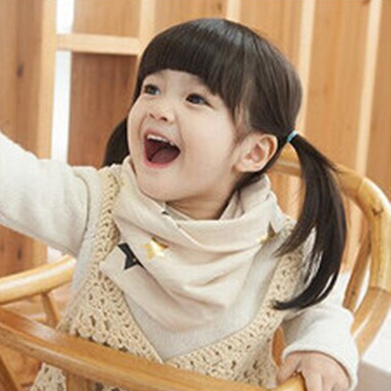 Sweet-Tempered 2019 Winter Cute Children Scarf Boy Girls Scarves Baby Imitation Rabbit Fur Collar Scarf With Neck Warmers Girl's Scarves