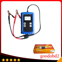 Car Auto Electric Circuit Tester Tool MST 168 Portable 12V Digital Battery Analyzer With Powerful Function