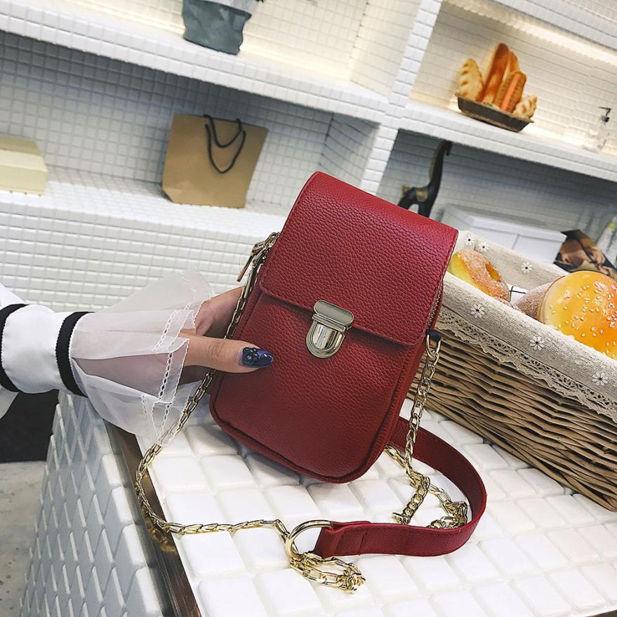Для женщин Мода Личи шаблон сумка сумки на ремне Для женщин Мини пряжки сумка-мешок # W