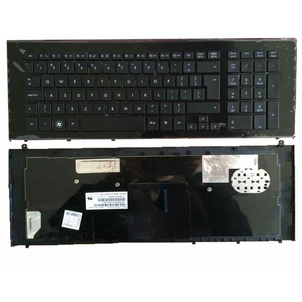 UI Black New English Laptop Keyboard FOR HP ProBook 4720 4720S