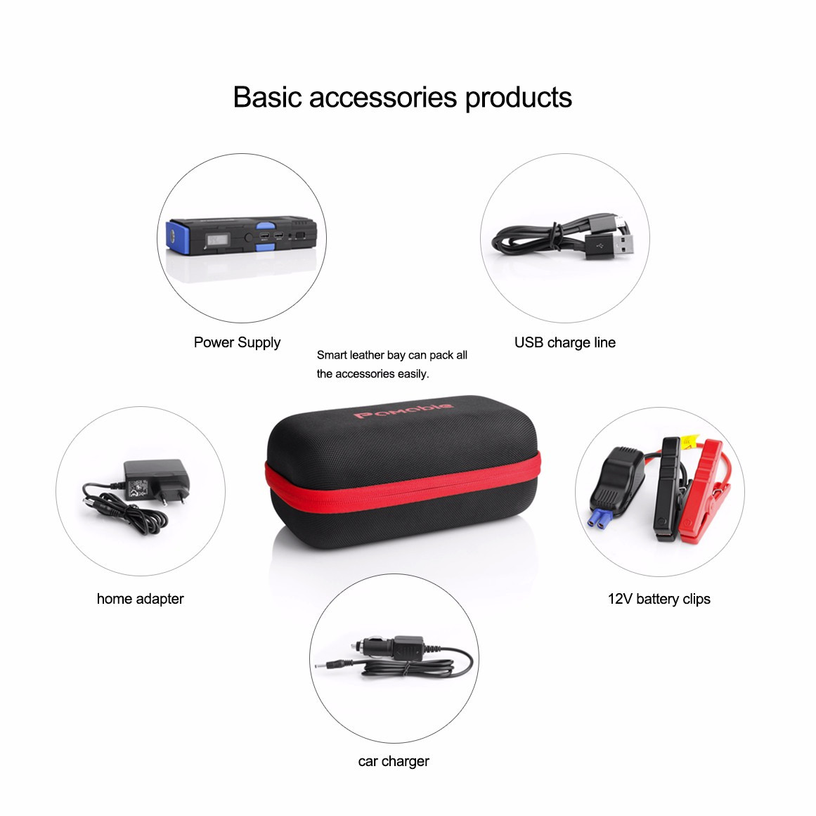 Us 64 77 30 Off Bolt Power D11 600 Amp Peak 16500mah Portable Car Battery Jump Starter For Cell Phone Fast Charging Mobile External In Chargers From