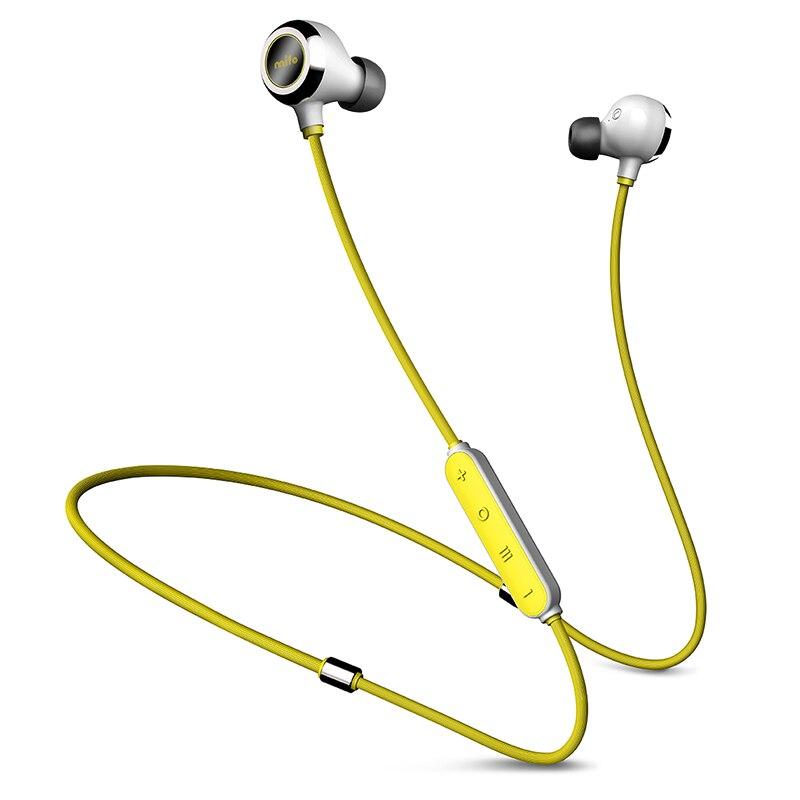 Sport Bluetooth casque sans fil écouteurs mains libres écouteurs avec Microphone IPX6 étanche écouteurs pour téléphone portable-in Écouteurs et casques from Electronique    1