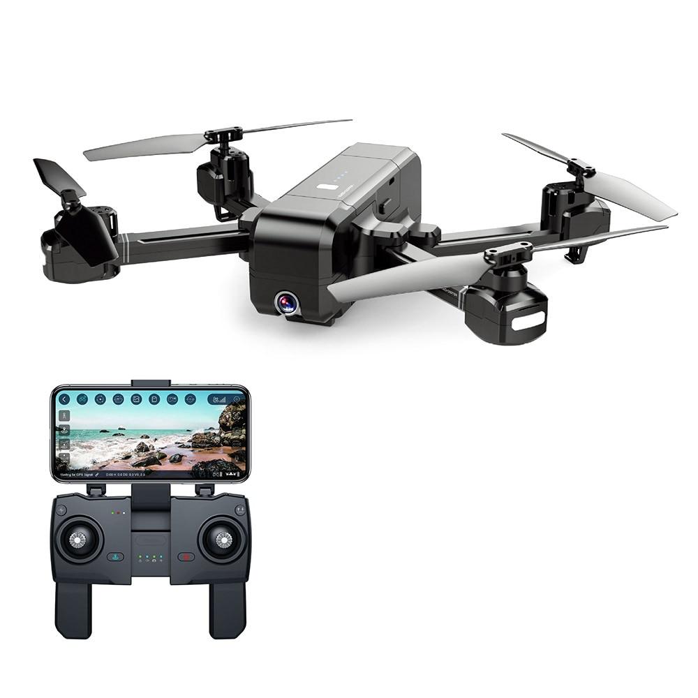 SJRC Z5 Quadrocopter with HD 7P/1080P Camera GPS Drone 2.4G/5G Wifi FPV Altitude Hold Follow Me Mode Dro vs Visuo XS812 18