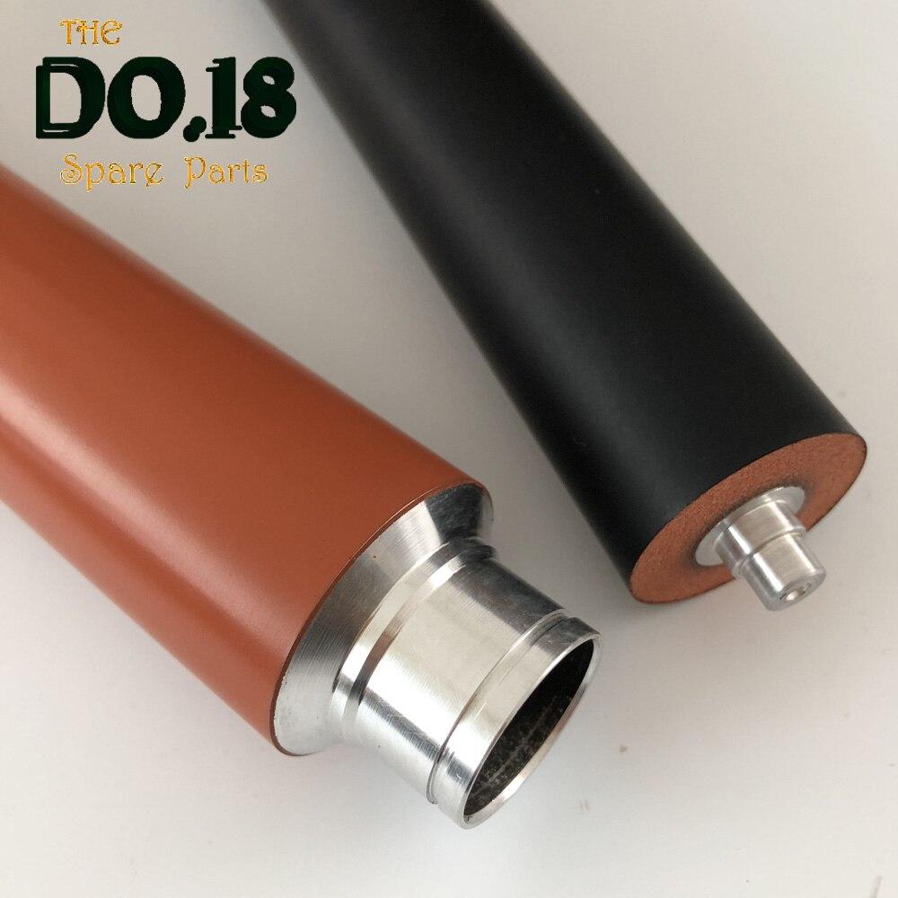 1set Upper Fuser Roller pressure roller M052 4101 M052 4059 for ricoh SP5200DN SP5210DN SP5200S SP5210SF