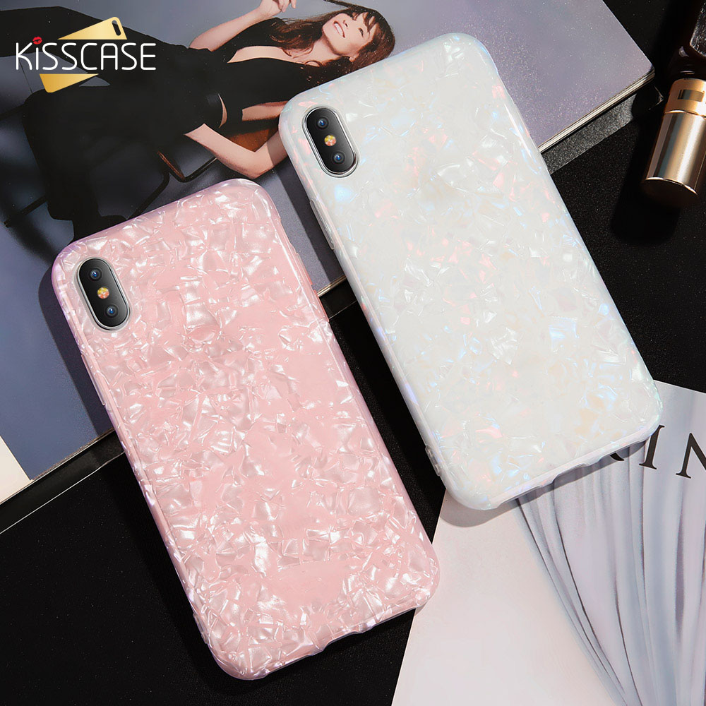 KISSCASE Case For iPhone 7 8 Case Colorful Soft Silicon Cases For iPhone 7 8 Plus Fundas C