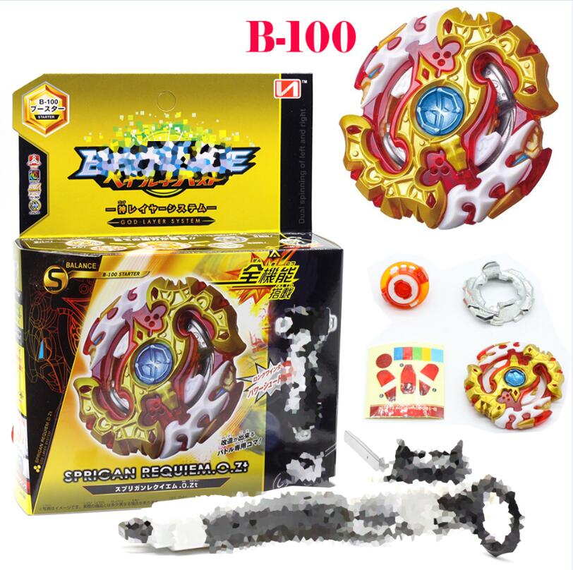Beyblade burst metal fusion set with battle arena new in box kids toy gift