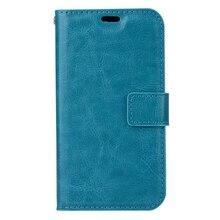 Для LG G6 Кожаный Бумажник Case Стильный Ретро Crazy Horse флип Coque Телефон Крышки с Гнездами Для Карт Защитной Оболочки Телефон мешок