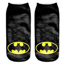 Batman v Despicable Me Socks