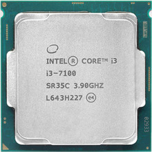 7100-Series Processor CPU Intel-Core 1151-Land Nanometers I3 I3-7100 LGA 14 FC-LGA