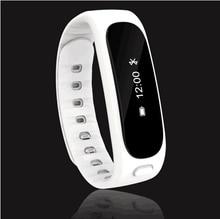 2016 Latest Smart Wristwatch Sports Health Electronics Fitness Tracker Wristwatch Smart Band Bluetooth Bracelets Rubber Belt