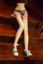 2016 Sale 132cm Leg Lifelike Silicone Sex Dolls Skeleton Male Toy Real Doll For Men,sex Products For Masturbators