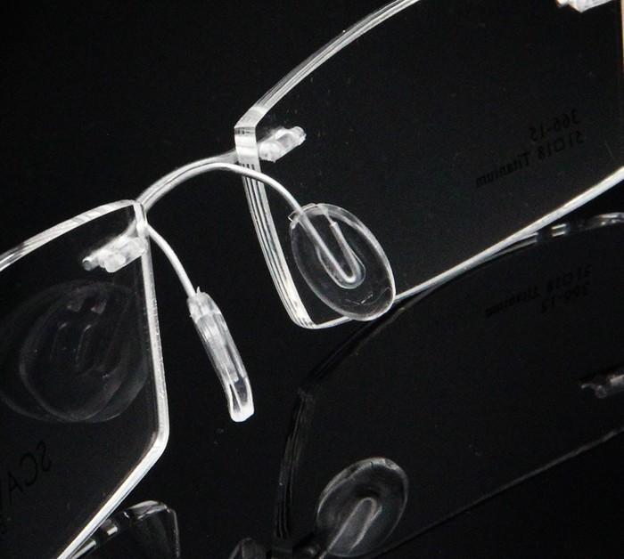 Titanium Eyeglasses Rimless (28)