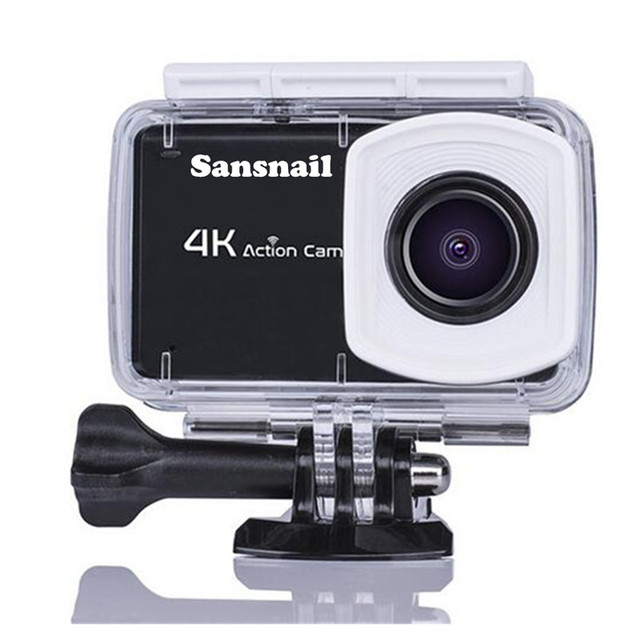 B1 Sansnail 16mp action camera Camera and Accessories Unisex color: Black|Green|Red|White