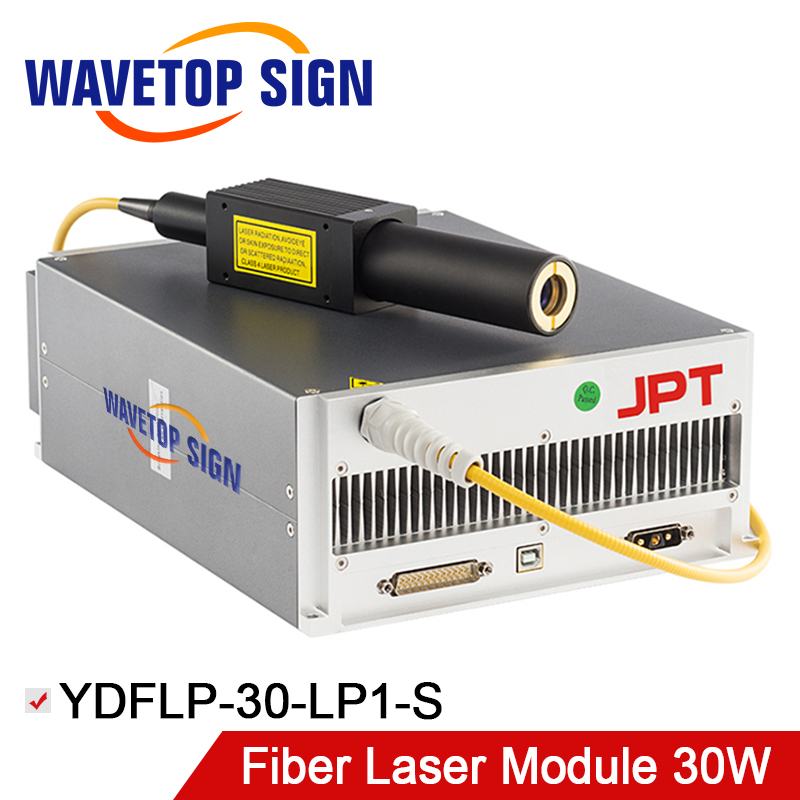fiber laser mark machine 30w JPT YDFLP-30-LP1-S iber laser module 30w air cooling use for fiber laser machine laser fce teacher s book