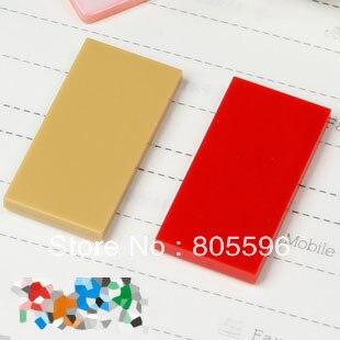 Elements Brick Parts 87079 Tile 2x4 Classic Piece Building Block Toy Accessory Bricklink 537