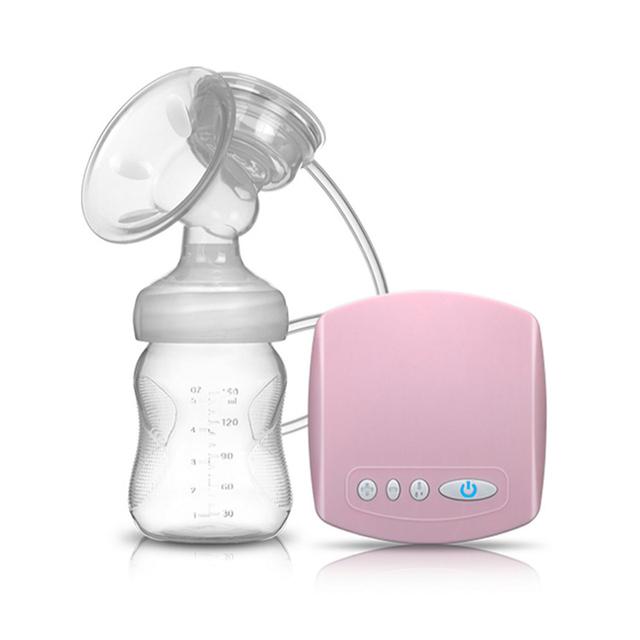 Automático Inteligente Mamá Posparto Sacaleches Eléctrico Bomba de Leche de Succión del Pezón Alimentación Infantil Manual USB Eléctrica Milksucker