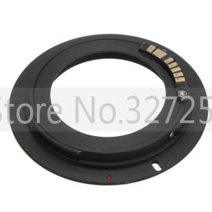 Elettronico af conferma m42 mount lens adapter per canon eos 5d 7D 60D 50D 40D 500D 550D 600D Rebel T2i T3i 1100D (M42-E0S)
