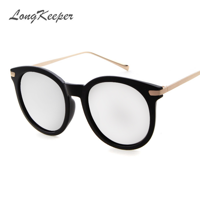 LongKeeper Солнцезащитные очки для женщин Для женщин Брендовая Дизайнерская обувь поляризационные Защита от солнца Glases женщина Защита от солнц...