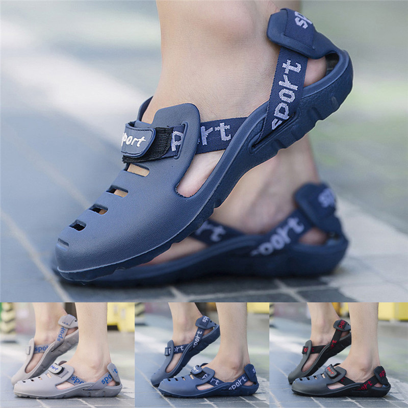 ZuverläSsig 2019 Sommer Herrenmode Casual Hausschuhe Outdoor Strand Hausschuhe Komfort Sandalen Terlik Mans Schuhe 40ja29 ZuverläSsige Leistung