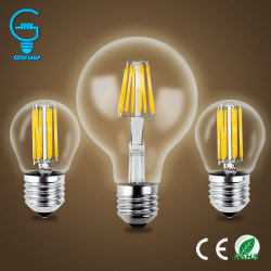 Gitex Antique LED E27 Bulb Retro Lamp 220V 2W 4W 6W 8W LED Filament Light E14 Glass Ball Bombillas LED Bulb Edison Candle Light