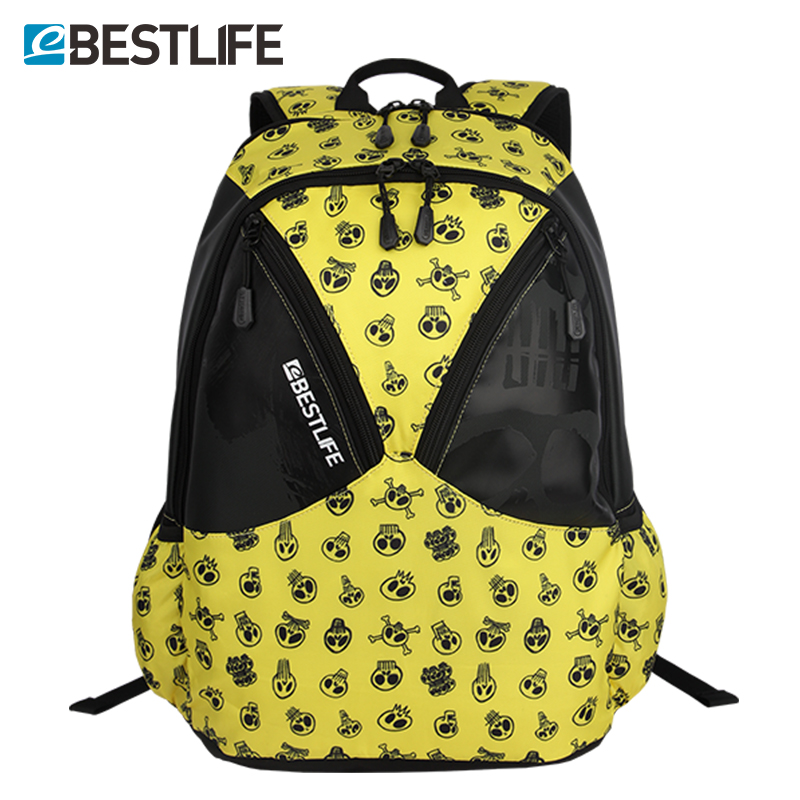 BESTLIFE Fashionable Men Women Backbag High-quality Travel Laptop Computer Backpack School Bags For Teenagers