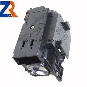 Image 3 - ZR חם מכירות מקרן LV LP26 החלפת מנורת מקרן/הנורה עם דיור עבור LV 7250 LV 7260 LV 7265 shiping חינם וחדש 2018 הגעה