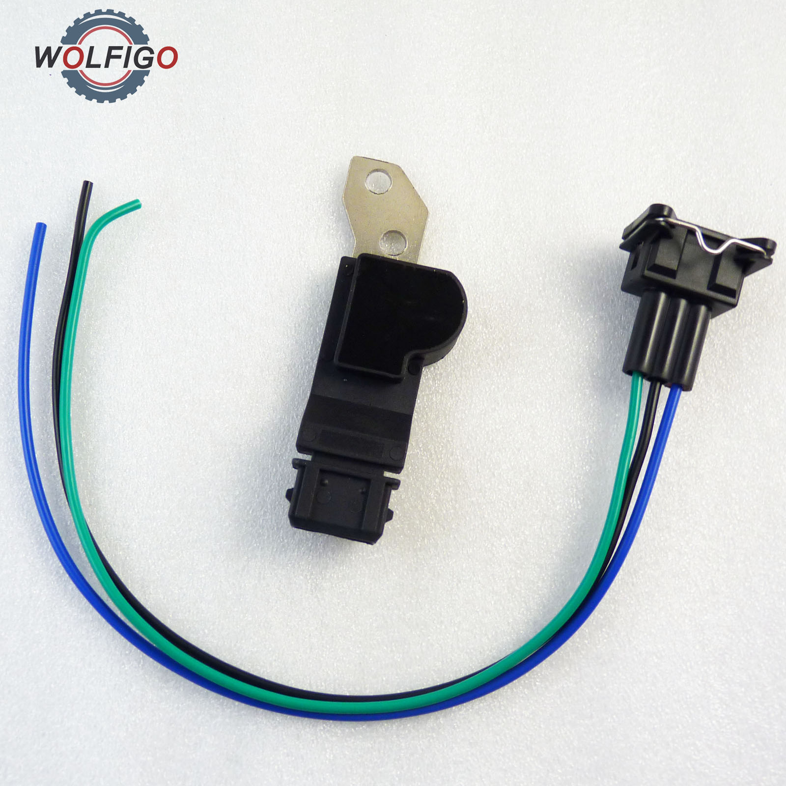 WOLFIGO CAMSHAFT POSITION SENSOR With PIGTAIL CONNECTOR
