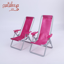 Cataleya BJD Doll 1/6 Swimming Folding Chair Accessories House Pink Rose Beach Selling at a loss is only for few days