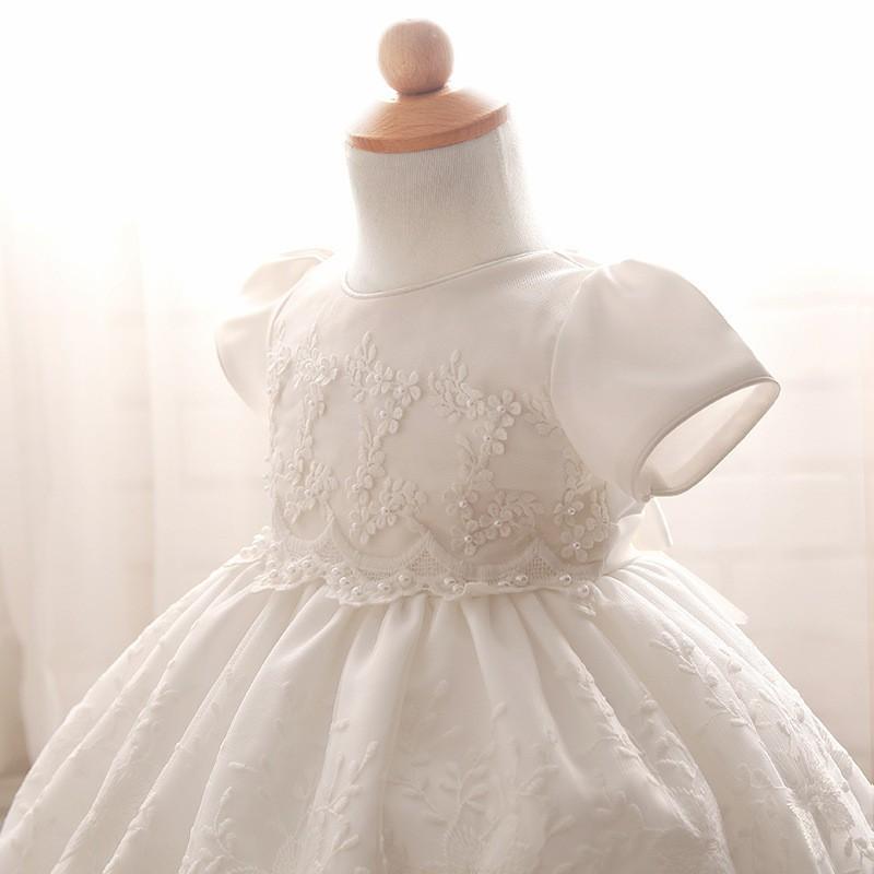 Newborn Flower Dress (10)