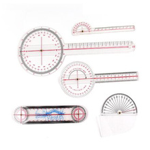 5 pcs / set of rotary protractor medical angle joint measurement angle ruler limb angle rehabilitation equipment myfurnish диван angle