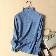 Beaded winter Tops Sweater