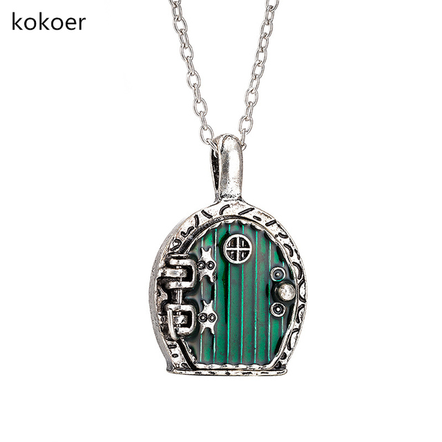 European and american movies the hobbit lord of the green door european and american movies the hobbit lord of the green door pendant necklace wholesale necklace fantasy aloadofball Image collections