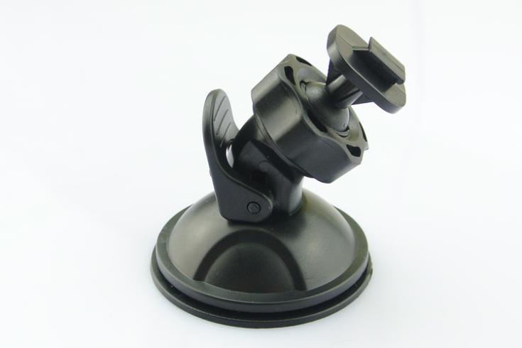Mbajtës i rrotullueshëm G1W / G1WH DVR Conkim Black 360Degree - Aksesorë të brendshëm të makinave - Foto 2