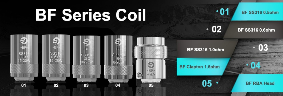 bf coil 950