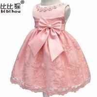 Платье для маленьких девочек для девочек праздничное платье принцессы для крестин Платье для первого дня рождения Рождественский Карнавал...