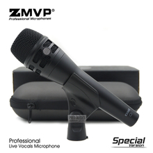 Grade A Special Edition KSM8HS Professional Live Vocals Dynamic Wired Microphone KSM8 Handheld Mic For Karaoke Studio Recording