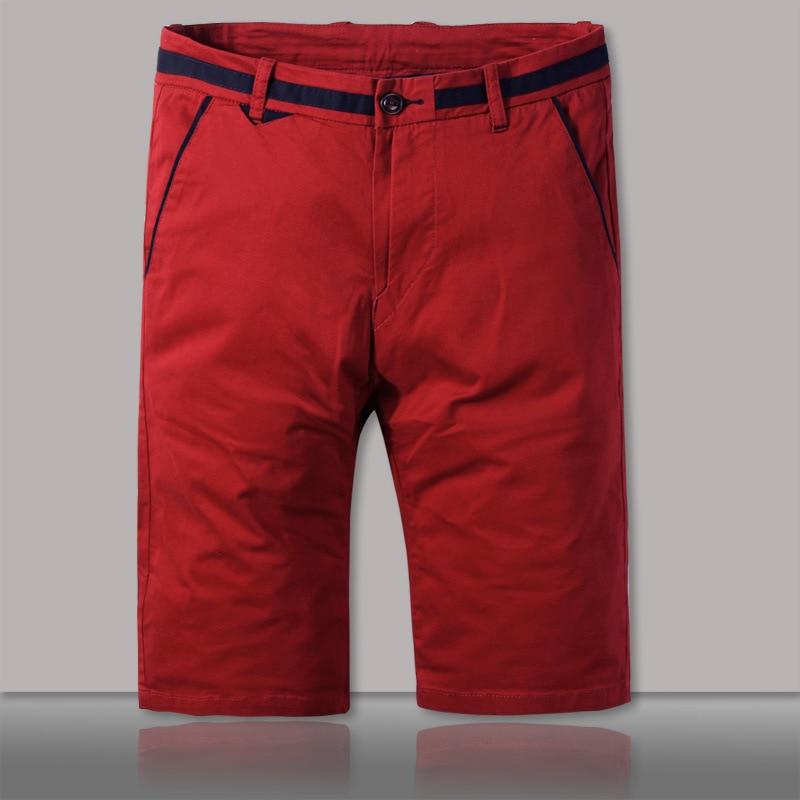 Aliexpress.com : Buy 2016 summer khaki shorts men Knee Length mens ...