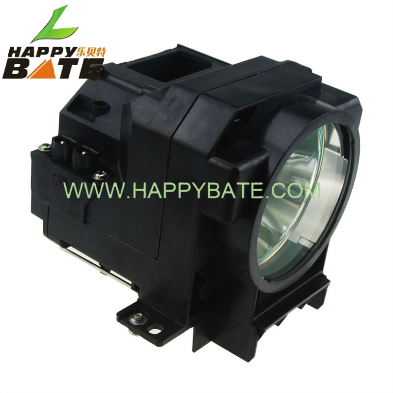 ФОТО Compatible Projector Lamp ELPLP23 V13H010L23 for EMP-8300 EMP-8300NL EMP-8350 EMP-8350NL with housing 180 day warranty happybate
