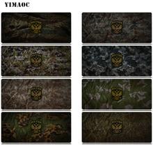 YIMAOC Russia Logo Mouse Pad 30x80 cm Computer Mousepad Anti-slip Natural Rubber Gaming Mat