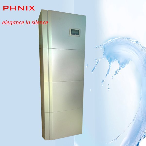 PSWM-300L stainless steel hot water tank, all in one unit