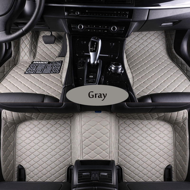 Custom fit car floor mats for Volkswagen Beetle CC Eos Golf Jetta Passat Tiguan Touareg sharan Bora Candy Sagitar Magotan carpet внешний pm2 5 volkswagen golf кондиционер воздушный фильтр 6 7 sagitar magotan cc octavia нового tiguan новый passat